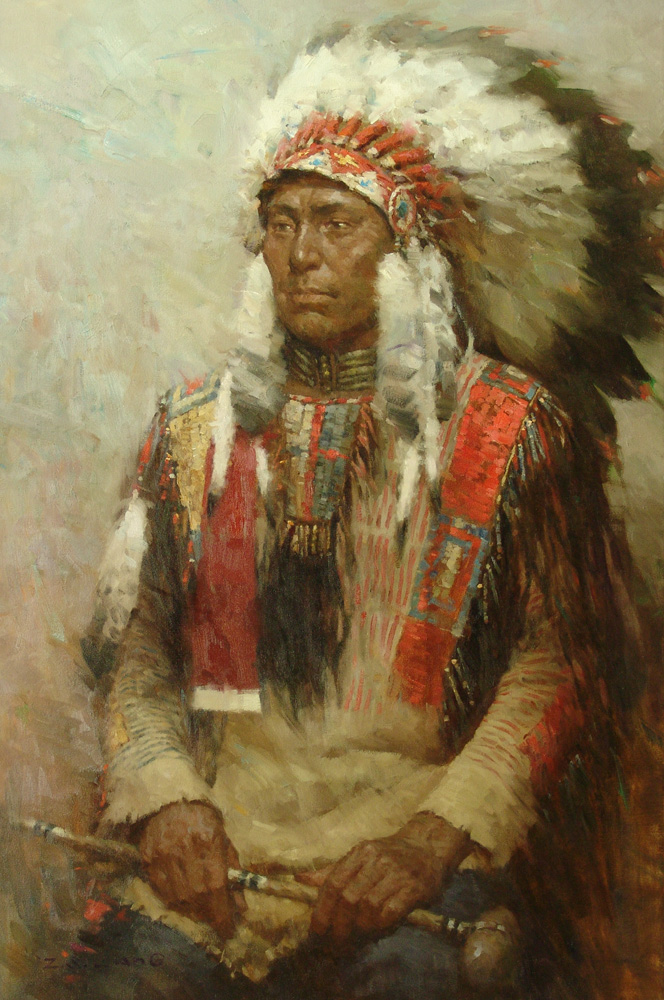 the lakota wars Designed to bring long-lasting peace, it promised the lakota that the black hills,  he received the medal shown here for service in the indian wars,.